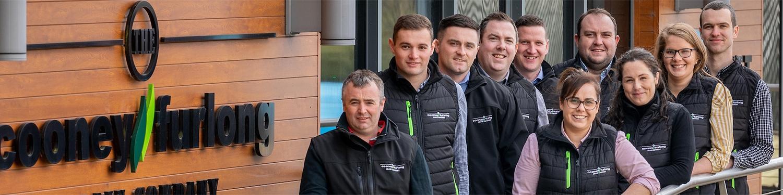 The Cooney Furlong Grain Company team picture