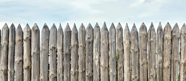 fence in a field