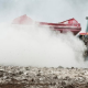 tractor spreading agri lime